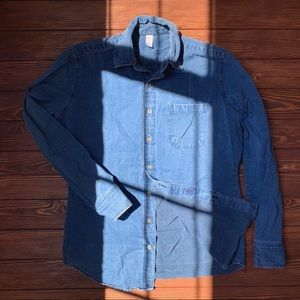 American Apparel Denim Shirt